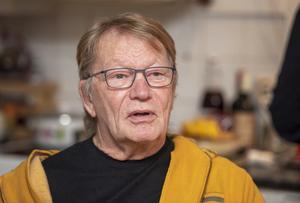 Arne Söderbäck. Foto: Berit Djuse/Arkiv