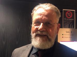 Försvarsadvokat Håkan Andersson.