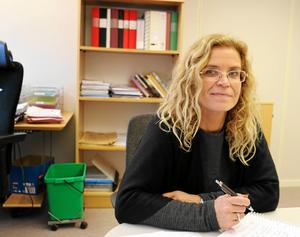 Gabriella Mueller Prabin, socialchef på Kumla kommun.