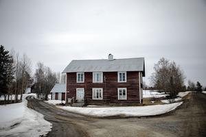 Gamla byskolan i Håxås.