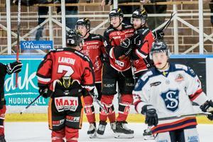 Alexander Pettersson fixade kvitteringen till 3–3.