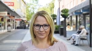 Monica Lundin (L) från Borlänge toppar partiets riksdagslista i Dalarna. Hon vill se en kraftfull satsning på skolan.