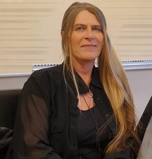 Annette Tette Merio är ordförande för Vänsterpartiet i Nynäshamn.