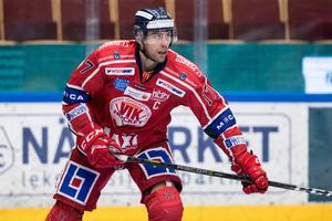 Dan Pettersson ryktas till SSK. Bild: Daniel Eriksson/Bildbyrån