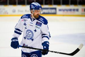 Mattias Ritola blir Leksand trogen. Foto: Foto: Simon Hastegård (Bildbyrån).