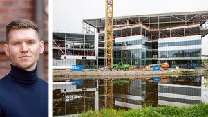 Örebropartiets Markus Allard skriver om fullmäktiges behandling av partiets motion om att stoppa bygget av Kulturkvarteret.