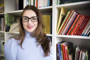 Marlene Eskander, verksamhetschef på Läsfrämjarinstitutet, har fått Gulliverpriset för sitt arbete med organisationen.