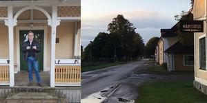 Tomas Pettersson har skrivit på ett treårigt kontrakt med Statens Fastighetsverk och är nu redo att starta upp verksamheten.