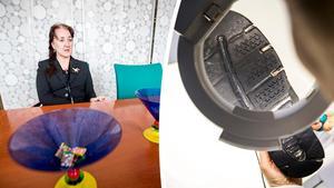 Lena Klasén lämnar NFC och ska i stället börja arbeta med forskning inom polisen.