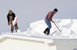 Att bege sig upp på taket i ett hastigt fattat beslut kan bli kostsamt.
