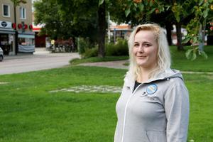 Jennifer Bildås är en av Fagersta kommuns valambassadörer som ska få fler att rösta den 9 september.