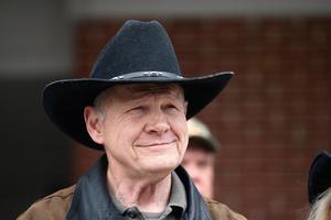 Republikanen Roy Moore förlorade senatsvalet i Alabama.Brynn Anderson/AP