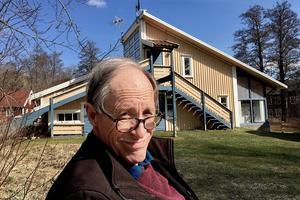 Vid 76 års ålder väljer Olof Broman att fortsätta sitt hantverk som arkitekt i firman Broman Studio. Nu vill han främst arbeta med mindre projekt åt privatpersoner.
