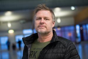 Lars Forssén, runt 50 år, jobbar med förnybara bränslen, Örnsköldsvik.