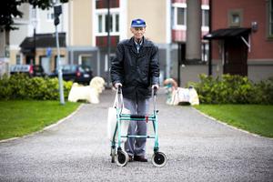 Lennart Öhrn har slutat att rösta i valen.