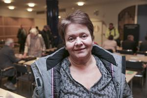 """""""För oss liberaler är det helt omöjligt att bifalla en motion från en nazist"""", deklarerade Carita Holmgren."""
