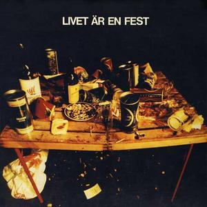 Nationalteatern - Livet är en fest. Bild: discogs.com.