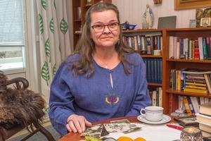 Seija Wähä-Verkkomäki vill att kommunen inrättar en bastu i Societetsparken.