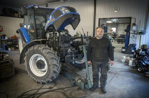 Carl-Gunnar Malm har länge förespråkat en gruva i Oviken och ser positivt på att planerna nu tagit ytterligare ett steg framåt.