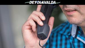 Flera av Hebys politiker har blivit utsatta för trakasserier via telefon. Foto: Fredrik Sandberg/TT