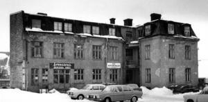 Storgatan 6. 1974. Där ligger numera Östersunds tingsrätt.