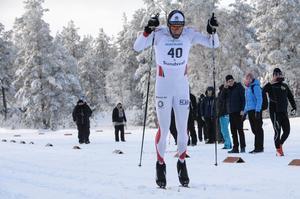 Anders Svanebo åker Södra Berget Runt, Sundsvallsklassikern.