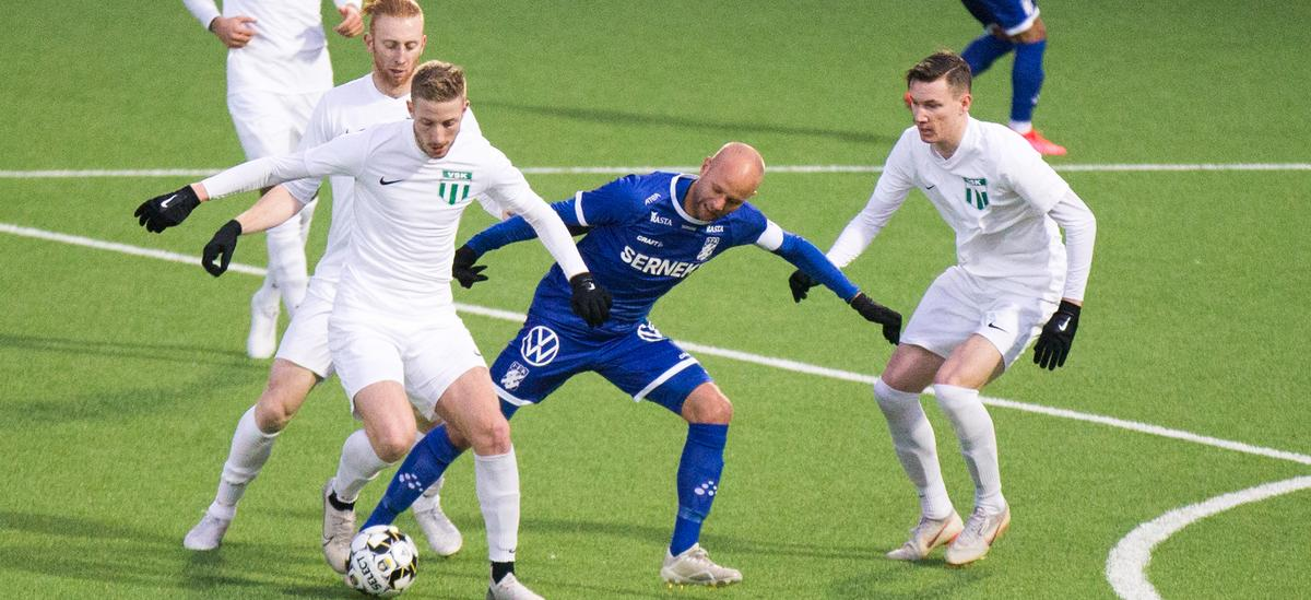 """Två jättebjudningar av VSK – som inte kunde hota IFK Göteborg i svenska cupen: """"Aldrig nära"""""""