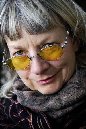 Regissören Eva Bergman var gift med Henning Mankell. Innan Mankell avled i oktober skrev han ytterligare några textstycken till sin pjäs om en skrothandlares möte med jazzmusiken. Arkivbild.