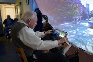 Östersund satsar på en ny typ av träningscykel för demenssjuka, en cykel som ska stärka såväl rörelseförmågan som minnesfunktionen. Fem cyklar ska kommunen inhandla.