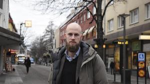 Riksdagsledamot Carl-Oskar Bohlin (M tycker att nya statsbudgeten är skadlig.