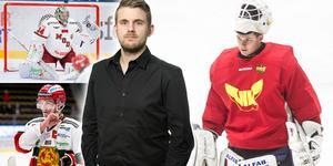 Jesper Myrenberg är klar för VIK – som toppar Hockeypuls lista för tredje veckan i rad.