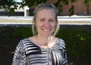 Angelika Genberg, 35 år, försäkringsrådgivare, Sundsbruk