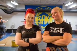 Smultron Lövenberg är en träningspartner som också hjälper Erica Haag med coachning.
