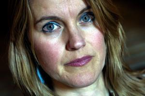 Foto: Janerik Henriksson/TTÅsa Kalmér, regissör och en av initiativtagare till uppropet från kvinnorna bakom scenen.