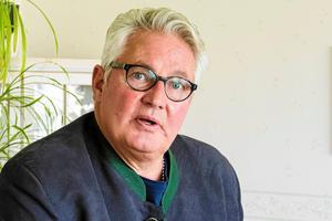 Göran Bergström (S), styrelseordförande i Suab tillika kommunalråd i Strömsunds kommun, tycker att valet med Björn Amcoff som ny vd för Suab är en drömvärvning.