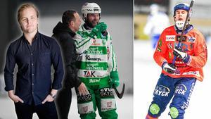 Anders Bruun och Anders Spinnars. Foto: Rikard Bäckman