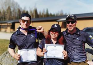 Team Chex nådde stora framgångar på tävlingar i både Eskilstuna och Skövde. Foto: Team Chex