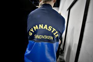 Sandvikens gymnastikavdelning, SGA.