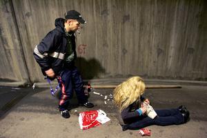 Moraliserande över droganvändning behöver inte ha en religiös grund. FOTO: Sara Johannessen / TT
