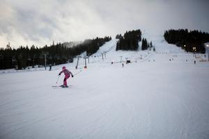 Den 22 december började Säfsens liftar snurra för den här säsongen.
