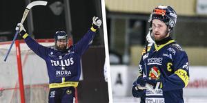 Tobias Björklund och Mattias Blom.