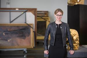 Susanna Pettersson blir ny chef för Nationalmuseum. Bild: Finlands Nationalgalleri / Yehia Eweis