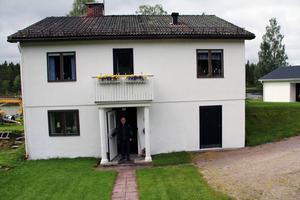 För snart tre år sedan flyttade Berit Palm från huset i Voxnabruk till sin lägenhet på Junibacken i Edsbyn. I 62 år har hon och Folke varit gifta.