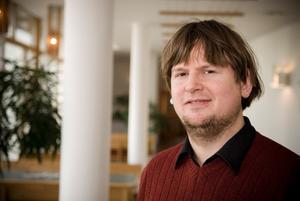 Joakim Johansson, statsvetare vid Mälardalens högskola.