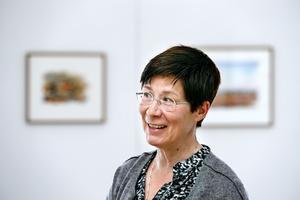 Birgitta Johansen, museichef Örebro läns museum.