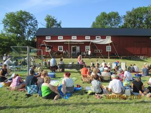 Musikpicknik på Singö. Foto Roffe Andersson