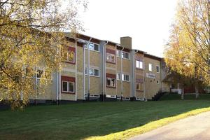Bergsjö skola.