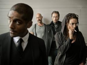 Nya Jönssonligan är en av filmerna som startar det nya filmåret. I rollerna: Alexander Karim, Torkel Petersson, Simon J Berger och Susanne Thorson.