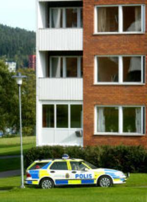 Polisen besökte området där skottlossningen skedde. En teori är att vapnet avlossades från en balkong. Ingen person kom till skada.