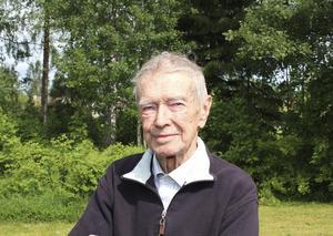 Börje Magnusson fyller 90 år.